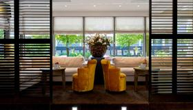 Holiday Inn Express Amsterdam - South - Ámsterdam - Lounge