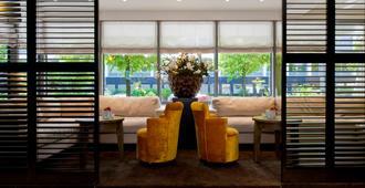 Holiday Inn Express Amsterdam - South - אמסטרדם - טרקלין