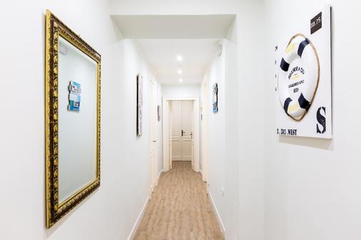 Onda Marina Rooms - Cagliari - Tiền sảnh