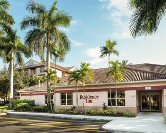 Residence Inn by Marriott Fort Lauderdale Plantation - Plantation - Building