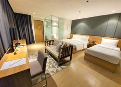 皇家套房飯店 - 巴科羅 - 臥室