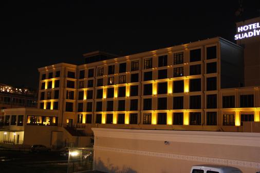 蘇埃第伊酒店 - 伊斯坦堡 - 伊斯坦堡 - 建築