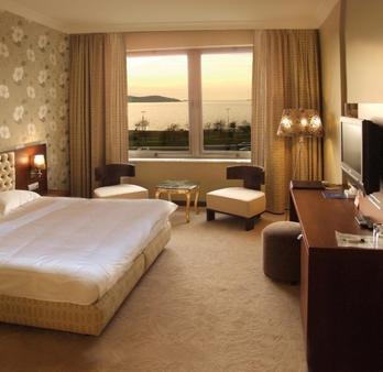 蘇埃第伊酒店 - 伊斯坦堡 - 伊斯坦堡 - 臥室