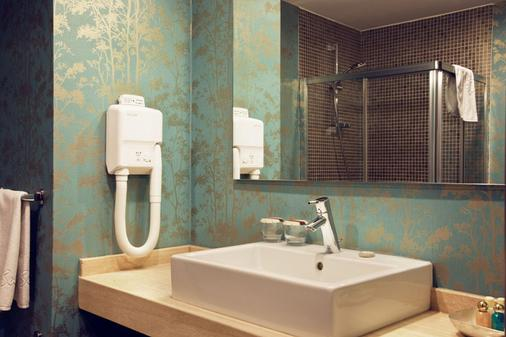蘇埃第伊酒店 - 伊斯坦堡 - 伊斯坦堡 - 浴室