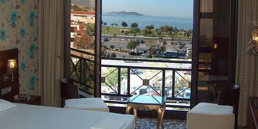 蘇埃第伊酒店 - 伊斯坦堡 - 伊斯坦堡 - 陽台