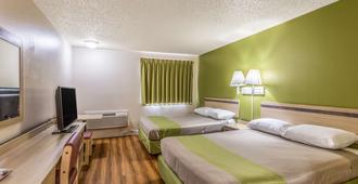 Motel 6 Great Falls, MT - גרייט פולס - חדר שינה
