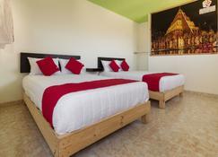 Hotel Poy Poy - Chignahuapan - Bedroom