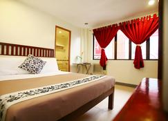 Nagaland Hotel - Naga City - Bedroom