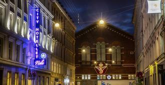 City Hotel Nebo - קופנהגן - בניין