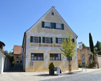 Hotel Garni Zur Krone - Hilpoltstein - Gebäude