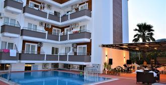 Marsyas Hotel - Marmaris - Building
