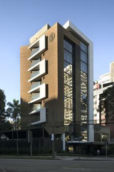 Nomaa Hotel - Curitiba - Rakennus