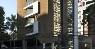 Nomaa Hotel - Curitiba - Bâtiment