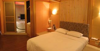 Shinyseasons Motel - Kaohsiung - Bedroom