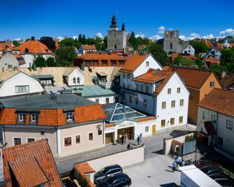 Best Western Strand Hotel - Visby - Venkovní prostory