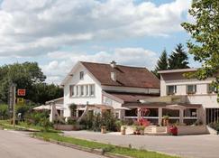 Auberge du Parc - Mirecourt - Edifício