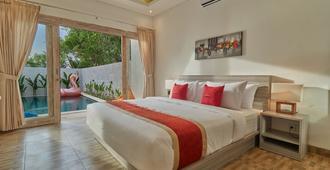 The Tempekan Nyang-Nyang - South Kuta - Bedroom