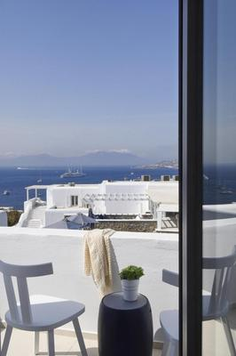 Myconian Kyma - Design Hotels - Mykonos - Balcony