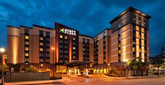 Hyatt Place Pittsburgh North Shore - Pittsburgh - Rakennus