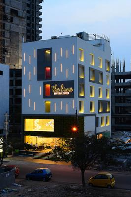 The Lime Boutique Suites - Hyderabad - Building