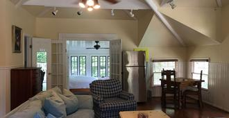 Carriage House in Historic Druid Hills walking distance to EMORY,Emory Village - Atlanta - Sala