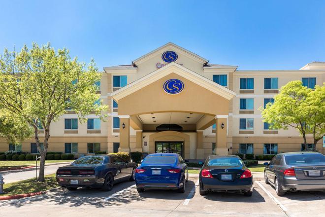 Comfort Suites Austin Airport - Austin - Toà nhà