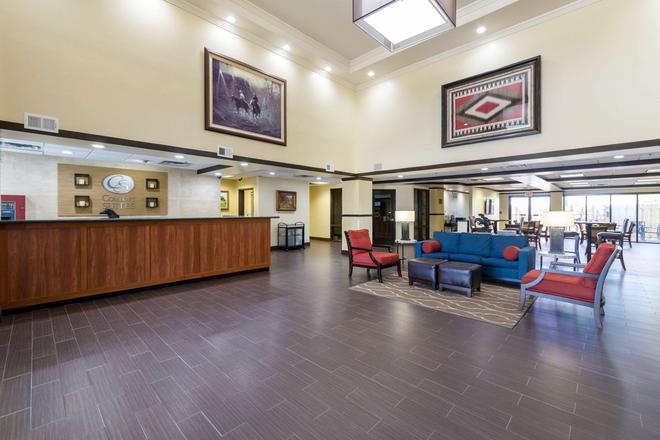 Comfort Suites Austin Airport - Austin - Hành lang
