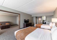 Comfort Suites Austin Airport - Austin - Phòng ngủ
