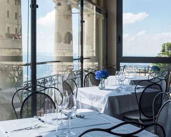Hotel Titano - San Marino - Restaurant