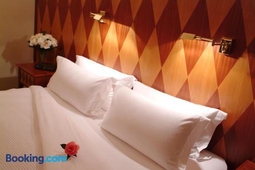 Lake Taupo Lodge - Taupo - Bedroom