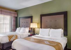 Quality Inn and Suites Slidell - Slidell - Κρεβατοκάμαρα
