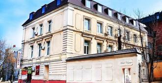Hotel Voyager - Moskva - Bygning