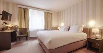 Hotel 't Putje - ברוג' - חדר שינה