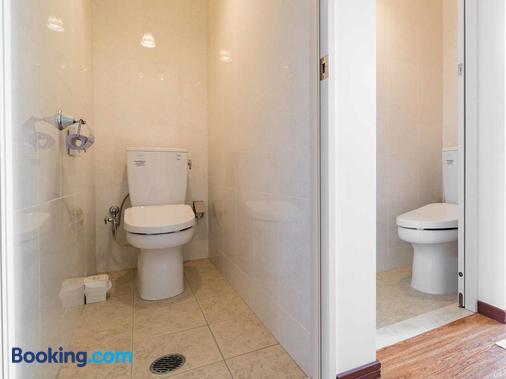 Auberge Bonne Chere Raout - Onna - Phòng tắm