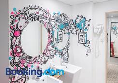 The Mahjong - Hong Kong - Phòng tắm