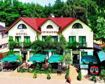 Hotel Spinaker - Łeba - Building