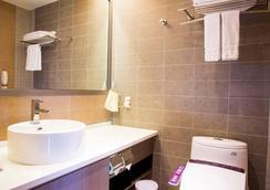 Formosan Naruwan Garden Hotel - Taitung City - Bathroom