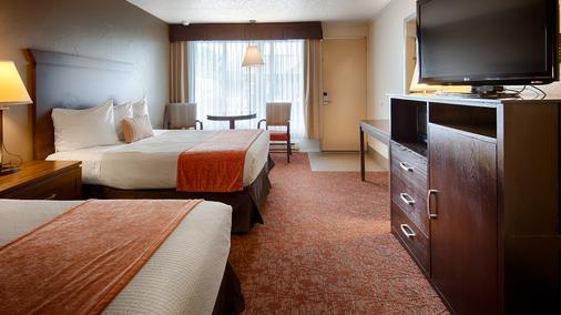 Best Western Paradise Inn - Dillon - Schlafzimmer