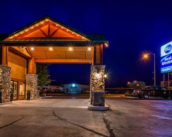 Best Western Paradise Inn - Dillon - Gebouw