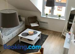 Útulný apartmán na Dolní Moravě - Dolní Morava - Sala de estar