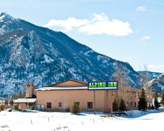 Alpine Inn - Frisco - Edificio