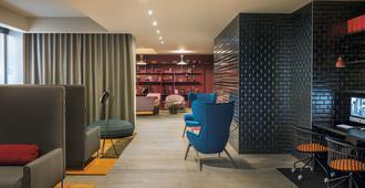 Okko Hotels Lyon Pont Lafayette - ליון - טרקלין
