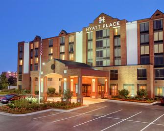 Hyatt Place Chantilly Dulles South - Chantilly - Edificio