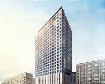 Гостиница Белград - Москва - Здание