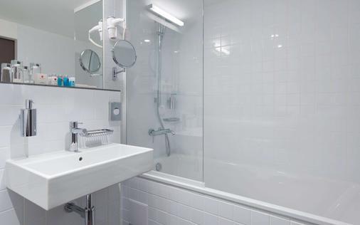 莫斯科斯摩稜斯克站azimut酒店 - 莫斯科 - 浴室