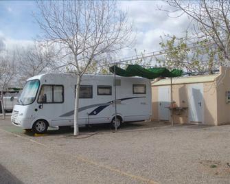 Camping Balneario Los Delfines - Mazarrón
