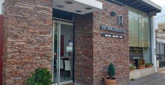 Hotel Ischigualasto - Ciudad de San Juan - Edificio