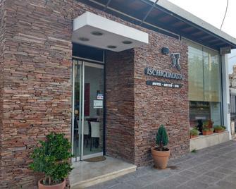 Hotel Ischigualasto - San Juan - Building