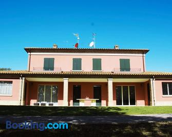 Rinaldi House - Poggio Berni - Building