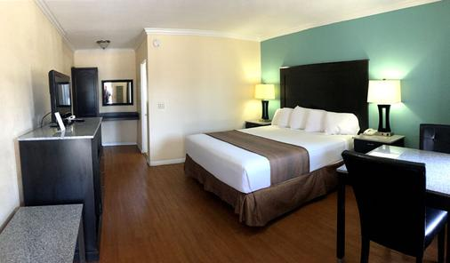 Rockview Inn and Suites - Morro Bay - Bedroom
